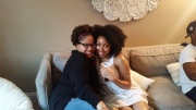 My boos, Toriea and Alee-Sha!
