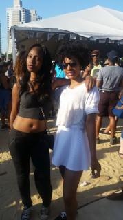 Me and Faviola!