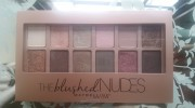 For $12 I bought this Blushed Nudes palette from CVS and I LOVE it!!! It has all the colors you need for an everyday look. I've been using it every day since the wedding.