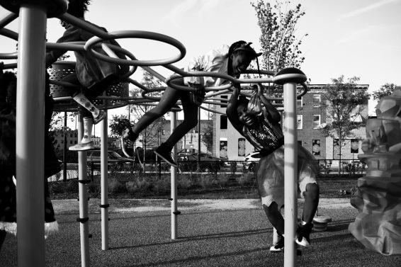 "Jasmine Evadney - A Baltimore Halloween ""Innocence"""